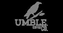 Umble Coffee Logo (gray)